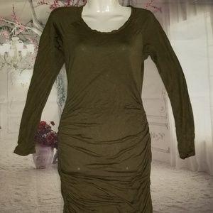Dresses & Skirts - LACE BACK DRESS